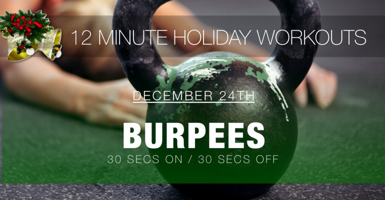 Christmas Eve Workout