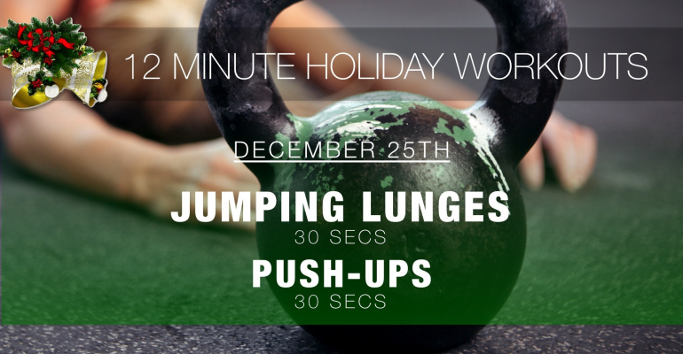 Christmas Day Workout